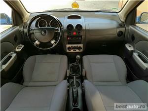 Chevrolet Kalos,GARANTIE 3 LUNI,BUY BACK,RATE FIXE,motor 1400 cmc,95 Cp,Clima. - imagine 8