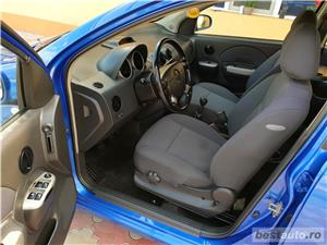 Chevrolet Kalos,GARANTIE 3 LUNI,BUY BACK,RATE FIXE,motor 1400 cmc,95 Cp,Clima. - imagine 6