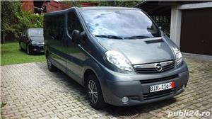 Opel vivaro 2.0,115 cp.,model lung,8+1 locuri,Clima - imagine 2