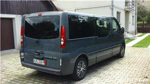 Opel vivaro 2.0,115 cp.,model lung,8+1 locuri,Clima - imagine 4