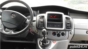 Opel vivaro 2.0,115 cp.,model lung,8+1 locuri,Clima - imagine 9