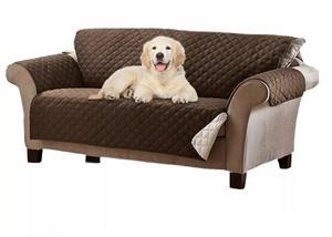 Husa de protectie pentru canapea - protejeaza impotriva petelor lasate de animalele de companie - imagine 3