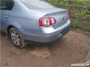 Tripla /  stop / lampa stanga  -  dreapta spate VW Passat B6   berlina, sedan, limuzina - imagine 2