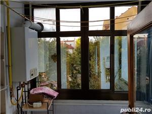Vand apart 2 cam, dec. , cartier Pacurari-Iasi , Zona Gimn. I.Creanga si Piata , et 1 ,bloc izolat, - imagine 6