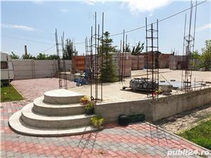Vila zona C.Sintandrei , SC 384 mp , teren 2600 , la rosu , piscina , gas , apa , canal in derulare  - imagine 2