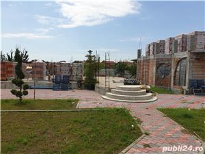 Vila zona C.Sintandrei , SC 384 mp , teren 2600 , la rosu , piscina , gas , apa , canal in derulare  - imagine 4