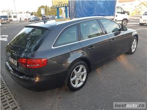Audi A4/an 2009/xenon/navigatie/proprietar - imagine 6