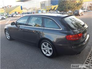 Audi A4/an 2009/xenon/navigatie/proprietar - imagine 7