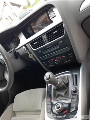 Audi A4/an 2009/xenon/navigatie/proprietar - imagine 2
