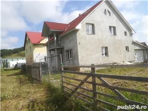Casă 4 Dormitoare,trei  Băi,Sufragerie,Sală de mese,bucătărie,Cămară,Garaj,Lemnărie/Centrală - imagine 2