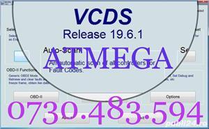 Vcds PRO 19.6.1 Tester Full Chip Audi Skoda Seat Vw Diagoza Auto 2019 - imagine 1