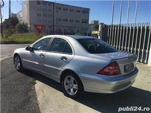 Mercedes C200 CDI Facelift Climatronic Xenon Adus Acum - imagine 3
