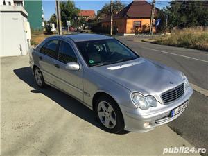 Mercedes C200 CDI Facelift Climatronic Xenon Adus Acum - imagine 6