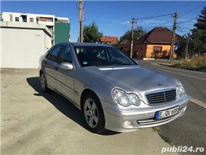 Mercedes C200 CDI Facelift Climatronic Xenon Adus Acum - imagine 5
