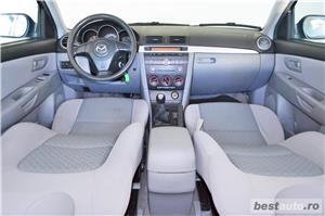 Mazda 3 an:2005=avans 0 % rate fixe aprobarea creditului in 2 ore=autohaus vindem si in rate - imagine 6