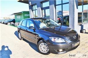 Mazda 3 an:2005=avans 0 % rate fixe aprobarea creditului in 2 ore=autohaus vindem si in rate - imagine 2