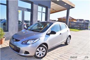 Mazda 2 AN:2009=avans 0 % rate fixe aprobarea creditului in 2 ore=autohaus vindem si in rate - imagine 1