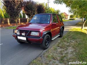 Suzuki Vitara Cami 1.6 i Germania, 4 x 4 , 2 x 4 - REDUCTOR, Hard Top  - imagine 3