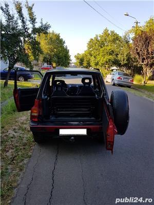 Suzuki Vitara Cami 1.6 i Germania, 4 x 4 , 2 x 4 - REDUCTOR, Hard Top  - imagine 8