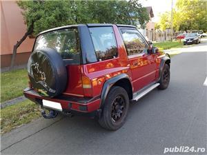 Suzuki Vitara Cami 1.6 i Germania, 4 x 4 , 2 x 4 - REDUCTOR, Hard Top  - imagine 7