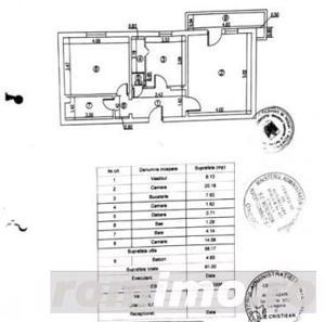 2 camere Colentina - Maior Bacila, decomandat, bloc 1987 - imagine 6