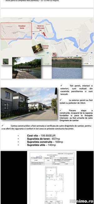"Vile de vanzare in ""Rezidential Corbeanca light"" - imagine 6"