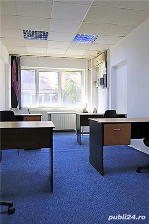 Universitate, birou cu sediu social - imagine 2