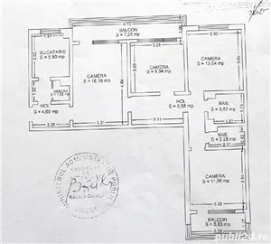 ✅ EXCLUSIVITATE‼ Apartament 4 camere, City Park Mall - Filicori, 87mp utili - LA CHEIE - imagine 9