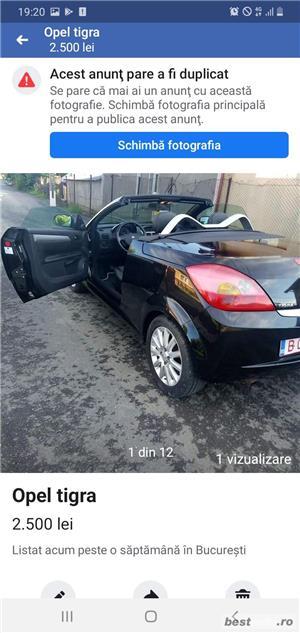 Opel Tigra - imagine 1