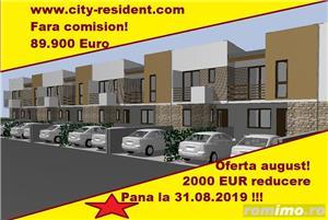 CITY RESIDENT - vand casa/ case, duplex, Calea Urseni, 4 camere, 2 bai,   - FARA COMISIOANE - - imagine 1