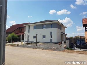 CITY RESIDENT - Smart duplex in dumbravita, dotari exceptionale/ unice, de vanzare 1/2 duplex  - imagine 3