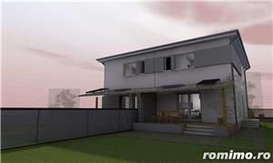 CITY RESIDENT - Smart duplex in dumbravita, dotari exceptionale/ unice, de vanzare 1/2 duplex  - imagine 2