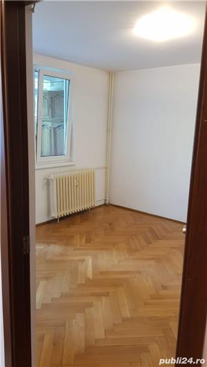Apartament 3 camere Rahova Teius renovat proaspat 300 euro bloc reabilitat - imagine 3