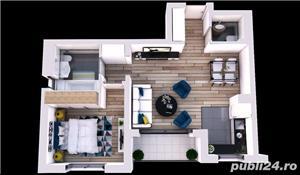 Apartament 2 camere in Tractorul-TopCity - imagine 5
