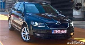 Skoda Octavia RS 2015 BiXenon,Parkpilot,Piele,Clima,Led,Navi,Trapa panoramica,Portbagaj electric,FuL - imagine 1