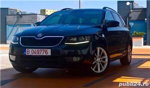Skoda Octavia RS 2015 BiXenon,Parkpilot,Piele,Clima,Led,Navi,Trapa panoramica,Portbagaj electric,FuL - imagine 2