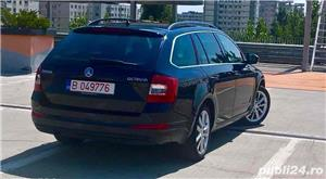 Skoda Octavia RS 2015 BiXenon,Parkpilot,Piele,Clima,Led,Navi,Trapa panoramica,Portbagaj electric,FuL - imagine 3
