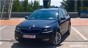 Skoda Octavia RS 2015 BiXenon,Parkpilot,Piele,Clima,Led,Navi,Trapa panoramica,Portbagaj electric,FuL - imagine 5