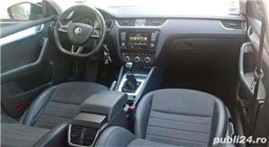 Skoda Octavia RS 2015 BiXenon,Parkpilot,Piele,Clima,Led,Navi,Trapa panoramica,Portbagaj electric,FuL - imagine 9