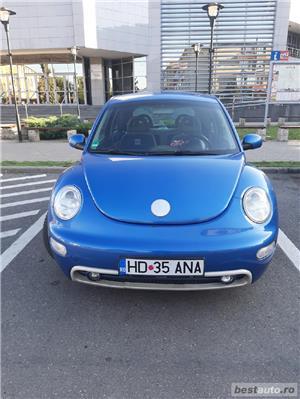 Vw Beetle 1.6i 101cp euro4 inmatriculat TOP! - imagine 4