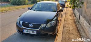 Lexus gs 450 - imagine 5