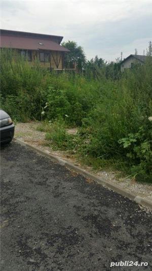 Teren Intravilan Bucov langa Parc, cartier Mica Roma - imagine 7