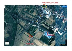 (332) Teren intravilan, zona industriala Topoloveni - imagine 1