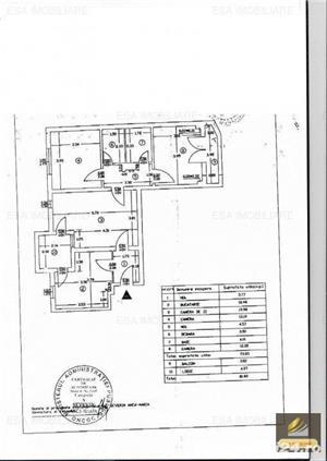 Apartament 3 camere zona Pacii - imagine 12