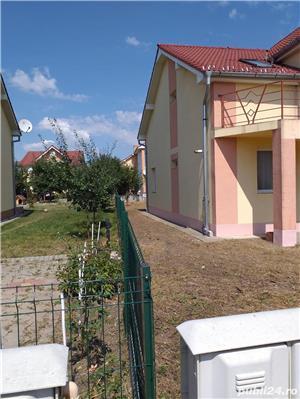 Oferta!!!Vind casa in Sura Mica(Sibiu)cartierul Eden 75000 €uro - imagine 2