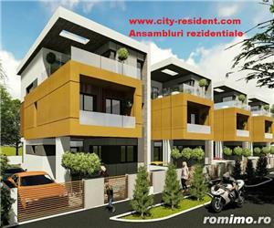 CITY RESIDENT - Finisaje 5*****! Zona rezidentiala exclusivista, vila/ casa, categorie lux - imagine 2