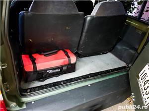 Suzuki Vitara 1.6 8V benzina 80cp 1998 modificat pt offroad - imagine 7