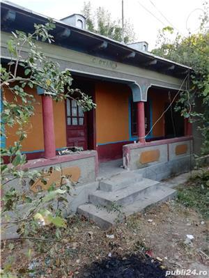 Vând casa cu teren - imagine 1