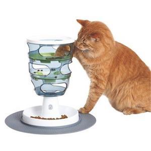 Jucarie Hagen Pisica Catit Food Maze - labirint hranire NOU - imagine 3