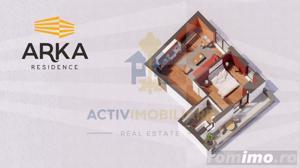 Apartament 2 camere, lux, 44 mp, zona Garii, 59.500 Euro - imagine 10